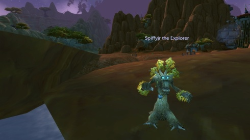Glyph of the Treant