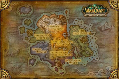 MoP Map