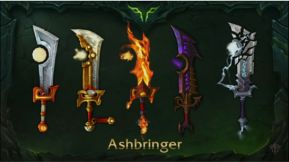 Ashbringer Varients